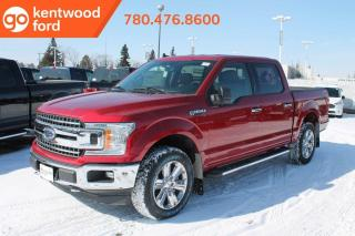 New 2020 Ford F-150 XLT 302A | 2.7L Ecoboost | XTR PKG | Tailgate Step | Rear View Camera | Remote Keyless Entry for sale in Edmonton, AB