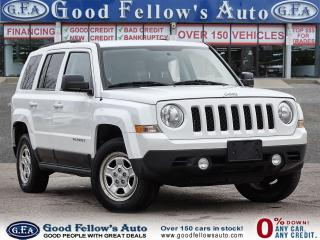 Used 2015 Jeep Patriot NORTH, 2.4 LITER 4CYL, 4WD for sale in Toronto, ON