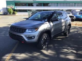 New 2020 Jeep Compass Trailhawk for sale in Richmond, BC