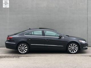 Used 2013 Volkswagen Passat CC HIGHLINE-3.6L-4MOTION-NAVI-LEATHER for sale in Toronto, ON