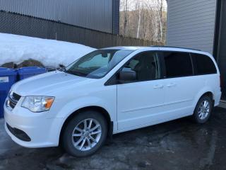 Used 2014 Dodge Grand Caravan STOW N GO SXT DVD MAG for sale in Ste-Brigitte-de-Laval, QC