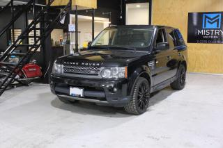 Used 2011 Land Rover Range Rover Sport for sale in Mississauga, ON