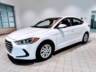 Used 2017 Hyundai Elantra L  **SEULEMENT 10228 KM** for sale in St-Eustache, QC