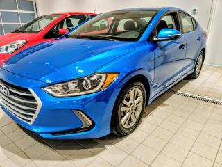 Used 2017 Hyundai Elantra GL **JAMAIS ACCIDENTÉ** CARPLAY - A/C- M for sale in St-Eustache, QC