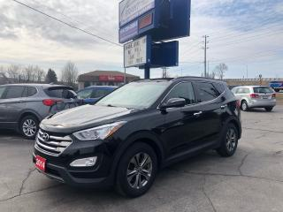 Used 2014 Hyundai Santa Fe Sport Luxury for sale in Brantford, ON