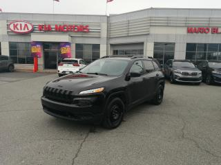 Used 2016 Jeep Cherokee ALTITUDE ** AWD, KIT NOIR, WOW A VOIR** for sale in Mcmasterville, QC