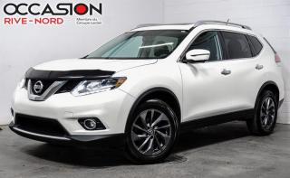 Used 2016 Nissan Rogue SL AWD NAVI+CUIR+TOIT.OUVRANT for sale in Boisbriand, QC