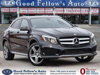 Used 2016 Mercedes-Benz GLA 250 4MATIC, 16V DOHC TURBO 4CYL,PREMIUM Pkg, SPORT Pkg for sale in Toronto, ON