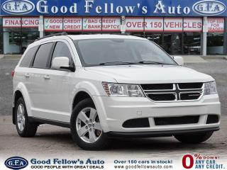 Used 2017 Dodge Journey SE PLUS MODEL, 2.4 L 4 CYL, 7 PASS, REAR HEAT & AC for sale in Toronto, ON