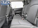 2017 Dodge Journey SE PLUS MODEL, 2.4 L 4 CYL, 7 PASS, REAR HEAT & AC