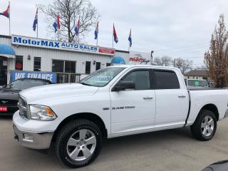 Used 2011 RAM 1500 SLT-HEMI-4x4-ACCIDENT FREE for sale in Stoney Creek, ON