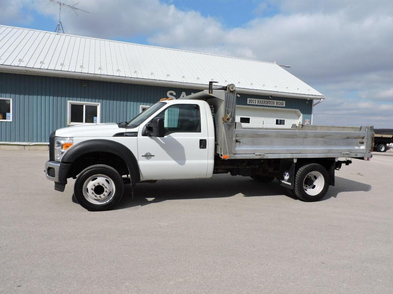 2013 Ford F-550
