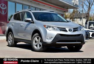 Used 2015 Toyota RAV4 XLE AWD for sale in Pointe-Claire, QC