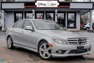 Used 2008 Mercedes-Benz C-Class 3.0L for sale in Ancaster, ON