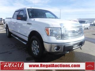 Used 2014 Ford F-150 XLT Supercrew for sale in Calgary, AB
