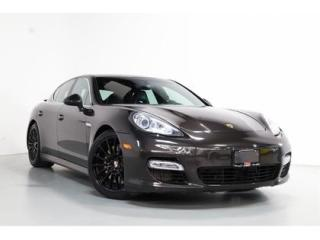 Used 2011 Porsche Panamera TURBO I PDK I CARBON FIBRE I 20 INCH WHEELS for sale in Vaughan, ON