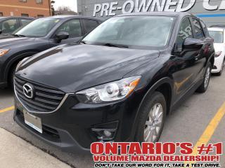 Used 2016 Mazda CX-5 NAV,BACKUP CAM,SUNROOF !!! for sale in Toronto, ON