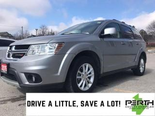 Used 2015 Dodge Journey SXT | 7 Seater | V6 | Cruise Control | for sale in Mitchell, ON