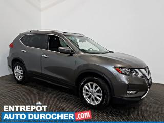 Used 2017 Nissan Rogue SV AWD TOIT OUVRANT - A/C - Sièges Chauffants for sale in Laval, QC