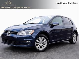 Used 2015 Volkswagen Golf COMFORTLINE LEATHER SUNFROOF for sale in Concord, ON