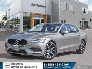 Used 2019 Volvo S60 T6 Momentum - CERTIFIED - LOW KM'S - 360 CAMERA for sale in North Vancouver, BC
