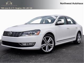 Used 2015 Volkswagen Passat Highline NAVIGATION REAR CAMERA for sale in Concord, ON