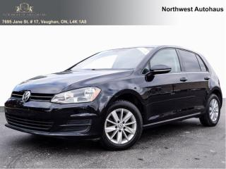 Used 2016 Volkswagen Golf Trendline OFF LEASE APPLE CAR PLAY 5 TO CHOOSE for sale in Concord, ON