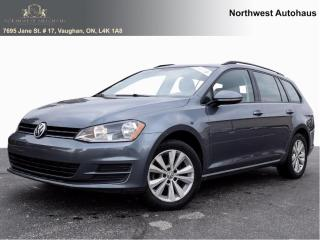 Used 2016 Volkswagen Golf Sportwagen Trendline  HEATEDED SEATS BACK UP CAMERA for sale in Concord, ON