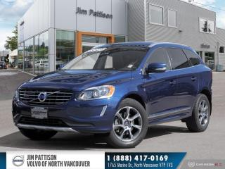 Used 2015 Volvo XC60 T6, 'OCEAN RACE' - NO ACCIDENTS - LOCAL - ONE OWNE for sale in North Vancouver, BC