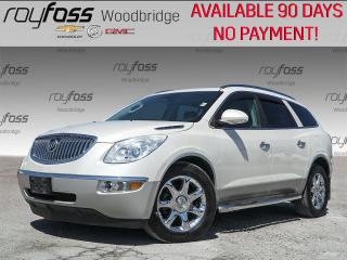 Used 2010 Buick Enclave AWD CXL, SUNROOF, HEATED SEATS for sale in Woodbridge, ON