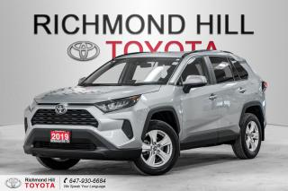 Used 2019 Toyota RAV4 *No Payments for 6 Months!!! - LE AWD for sale in Richmond Hill, ON