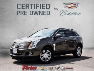 Used 2016 Cadillac SRX LUXURY \ ALL WHEEL DRIVE \ NAV \ CADILLAC CPO \ for sale in Waterloo, ON