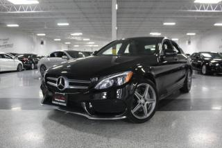 Used 2016 Mercedes-Benz C-Class C300 4MATIC I A.M.G I LEATHER I HEATED SEATS I KEYLESS ENTRY for sale in Mississauga, ON