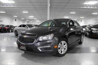 Used 2016 Chevrolet Cruze NO ACCIDENTS   BIG SCREEN   REAR CAM   REMOTE STARTER   BT for sale in Mississauga, ON