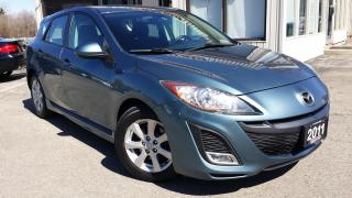Used 2011 Mazda MAZDA3 GS 5-Door - BLUETOOTH! HATCHBACK! 2.5L! for sale in Kitchener, ON