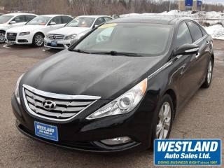 Used 2012 Hyundai Sonata LIMITED for sale in Pembroke, ON