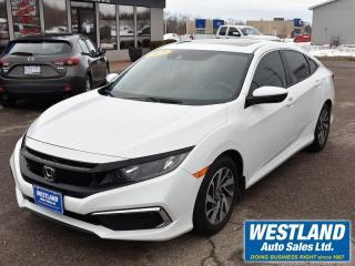 Used 2019 Honda Civic EX for sale in Pembroke, ON