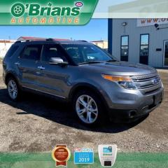 Used 2013 Ford Explorer LIMITED for sale in Saskatoon, SK