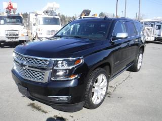Used 2017 Chevrolet Tahoe Premier 4WD With 3rd Row Seating for sale in Burnaby, BC