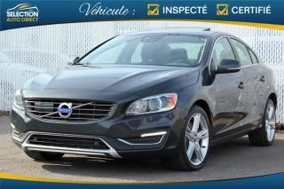 Used 2016 Volvo S60 T5 AWD Speciale Édition for sale in Ste-Rose, QC
