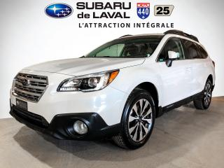 Used 2016 Subaru Outback 3.6R Limited Awd *Navigation* for sale in Laval, QC