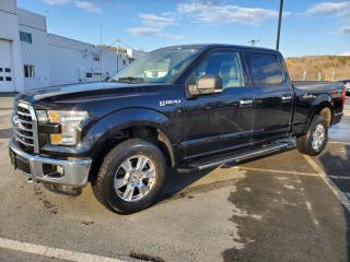 Used 2015 Ford F-150 XLT SUPERCREW 4X4 V8 5.0L, for sale in Vallée-Jonction, QC