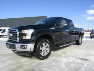 Used 2017 Ford F-150 XTR SUPERCREW 4X4 V 8 5,0L for sale in Vallée-Jonction, QC