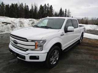 Used 2018 Ford F-150 LARIAT SPORT SUPERCREW,ÉCOBOOST, 4X4 for sale in Vallée-Jonction, QC