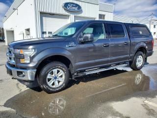 Used 2017 Ford F-150 XLT SUPERCREW 4X4 BTE DE FIBRE INCLUSE for sale in Vallée-Jonction, QC