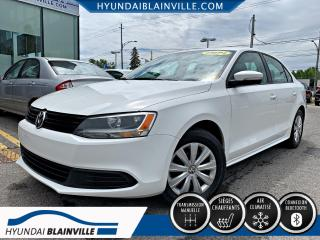Used 2014 Volkswagen Jetta Trendline for sale in Blainville, QC