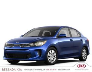 New 2020 Kia Rio LX+ IVT for sale in Pickering, ON