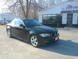 Used 2011 BMW 1 Series 128i for sale in Barrie, ON