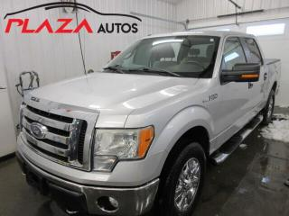 Used 2009 Ford F-150 4WD SuperCrew XLT for sale in Beauport, QC