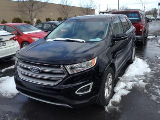 Used 2017 Ford Edge 4 portes SEL, Traction intégrale for sale in Montréal, QC